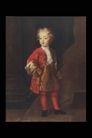 人物油画0058,人物油画,艺术,儿童 礼服 高贵