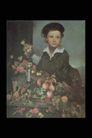 人物油画0071,人物油画,艺术,占有 果实 欲望