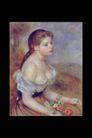 人物油画0073,人物油画,艺术,丰满 乳房 白嫩