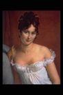 人物油画0077,人物油画,艺术,裸露 胸部 侧头