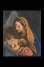 人物油画0092,人物油画,艺术,帐篷 母亲 婴儿