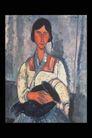人物油画0095,人物油画,艺术,农妇 陶瓷 瓦罐