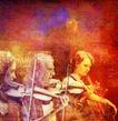 音乐幻想0027,音乐幻想,艺术,艺术家 乐器 表演