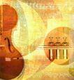 音乐幻想0042,音乐幻想,艺术,乐谱 吉他 乐器