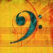 音乐幻想0046,音乐幻想,艺术,音符 背景 黑点