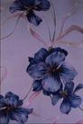中华刺绣0002,中华刺绣,艺术,蓝色 花朵 生机 枯叶 妖艳