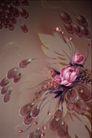 中华刺绣0009,中华刺绣,艺术,孔雀 羽毛 含苞 欲放 点缀