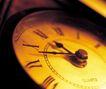 时间金钱0004,时间金钱,商业金融,壁钟 走动 中午