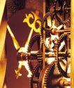 时间金钱0037,时间金钱,商业金融,齿轮 轮子 工业化
