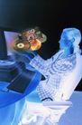 电子艺术0047,电子艺术,科技,