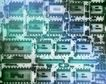电子艺术0062,电子艺术,科技,电板 电路 模型