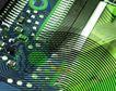 电子艺术0073,电子艺术,科技,集成 电路 印刷