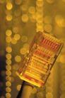 通讯剪影0240,通讯剪影,科技,接口 线路 黄色
