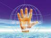 科技创意0073,科技创意,科技,伸手 求助 危机