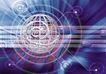 合成网络0018,合成网络,科技,世界 网络 圆环
