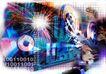 合成网络0031,合成网络,科技,碟片 合成图 网络图