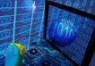 合成网络0039,合成网络,科技,屏幕 配件 网络符号