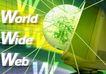 合成网络0041,合成网络,科技,英语单词 圆 显示器