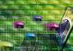 合成网络0047,合成网络,科技,鼠标 车轮 模型