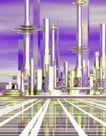 科幻世界0091,科幻世界,科技,摩天高楼 大厦 建筑
