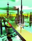 科幻世界0093,科幻世界,科技,跨海大桥 世界 地球村