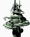 科幻世界0101,科幻世界,科技,飞轮 圆盘 圆球