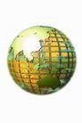 数字地球0043,数字地球,科技,金属构图