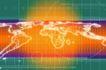 数字地球0067,数字地球,科技,天气 预报 图形