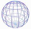 数字地球0075,数字地球,科技,环状 球形 构造