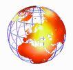 数字地球0076,数字地球,科技,大陆 引附 球面