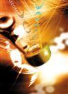 科幻体育0070,科幻体育,科技,抽象 图画 创意
