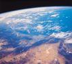 星球俯视0058,星球俯视,科技,地球 表面 图形