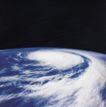 星球俯视0066,星球俯视,科技,天气 云层 流动