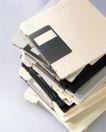 储存世界0152,储存世界,科技,一堆软盘