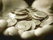 科技超想0015,科技超想,科技,手捧 硬币 财富