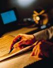 科技超想0042,科技超想,科技,写字 阅读 钢笔