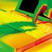 信息通讯0070,信息通讯,科技,电脑 键盘 按扭