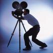 影视制作0097,影视制作,科技,摄像师 灯光 仪器
