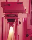 影视制作0106,影视制作,科技,向下的灯光 红色光照 金属设备