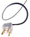电器接口0071,电器接口,科技,铜制 三脚 插座