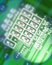 板卡芯片0158,板卡芯片,科技,精密内部