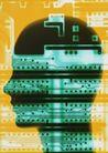 板卡芯片0163,板卡芯片,科技,人脑
