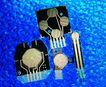 电子元件0079,电子元件,科技,高度 一体化 微芯片