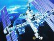 卫星科技0095,卫星科技,科技,探测器 航空 探索