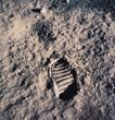 卫星科技0102,卫星科技,科技,一个脚印 有齿 尘土地面