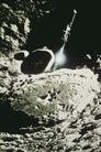 卫星科技0105,卫星科技,科技,土面 灰色 光点