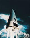 卫星科技0109,卫星科技,科技,火箭 喷火 飞向天空