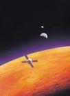 卫星科技0115,卫星科技,科技,太空 宇宙 遥控
