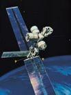 卫星科技0116,卫星科技,科技,卫星 地球 太空垃圾