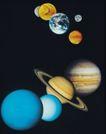 卫星科技0123,卫星科技,科技,图片 素材 合成 黑色背景 月亮